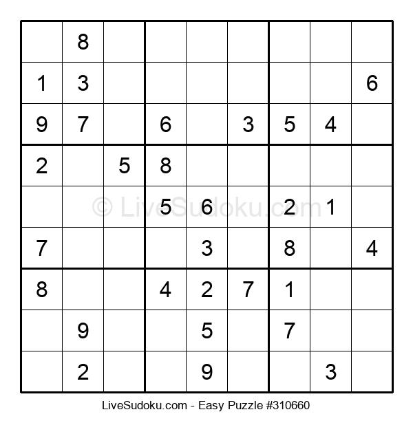 Beginners Puzzle #310660