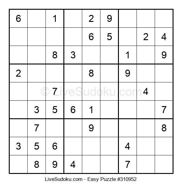 Beginners Puzzle #310952