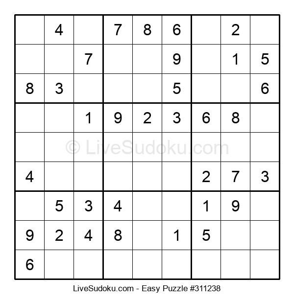 Beginners Puzzle #311238