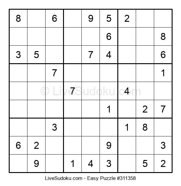 Beginners Puzzle #311358