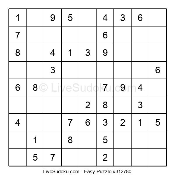 Beginners Puzzle #312780