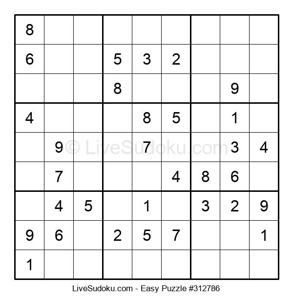 Beginners Puzzle #312786