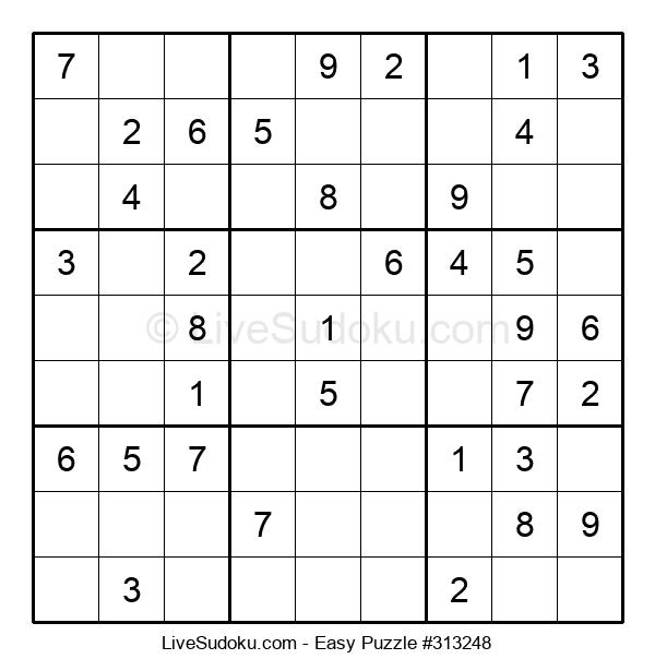Beginners Puzzle #313248