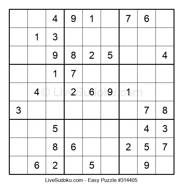 Beginners Puzzle #314405