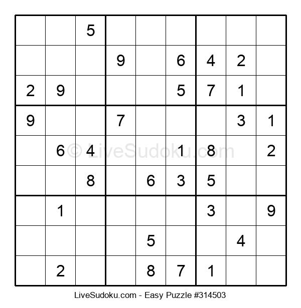 Beginners Puzzle #314503