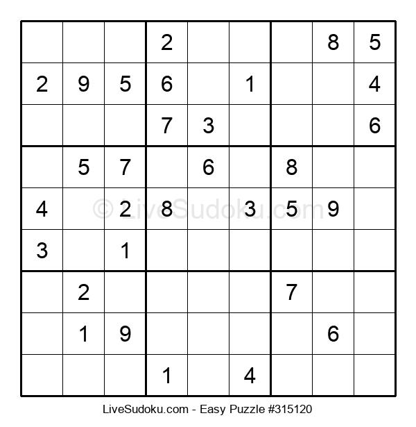 Beginners Puzzle #315120