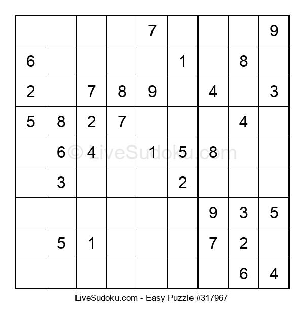Beginners Puzzle #317967
