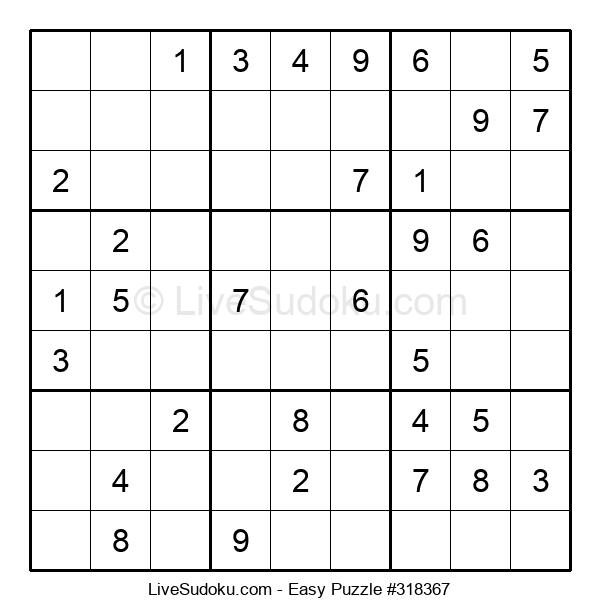 Beginners Puzzle #318367