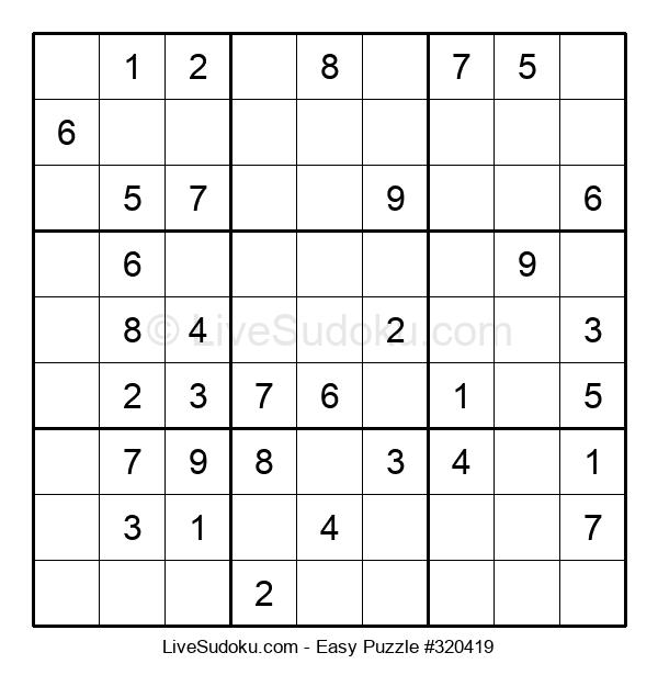 Beginners Puzzle #320419