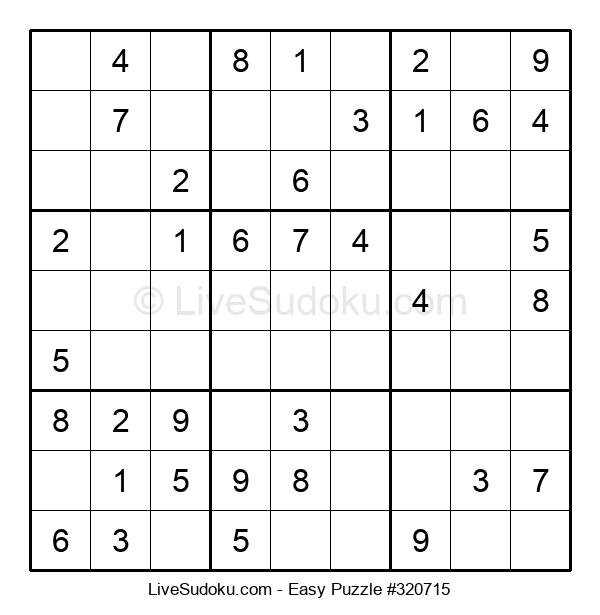 Beginners Puzzle #320715