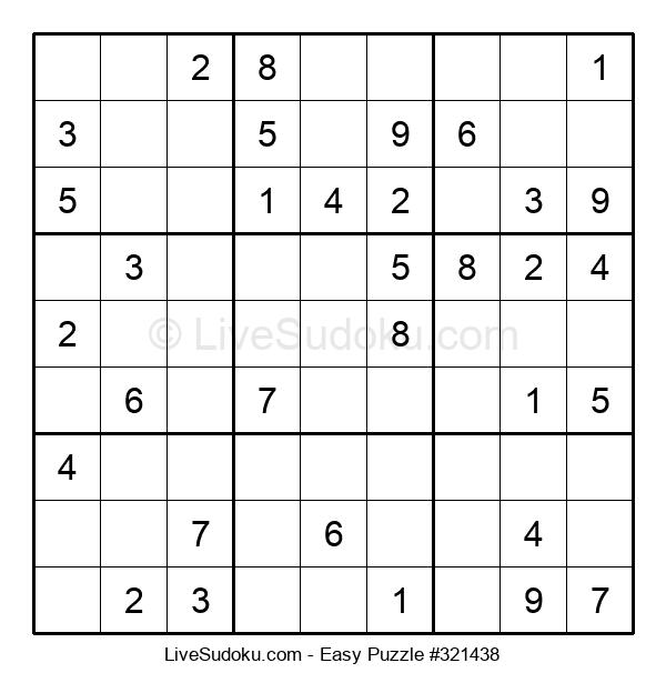 Beginners Puzzle #321438