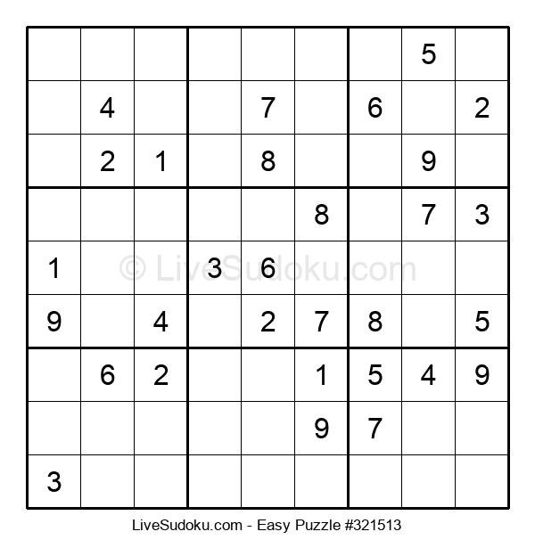 Beginners Puzzle #321513