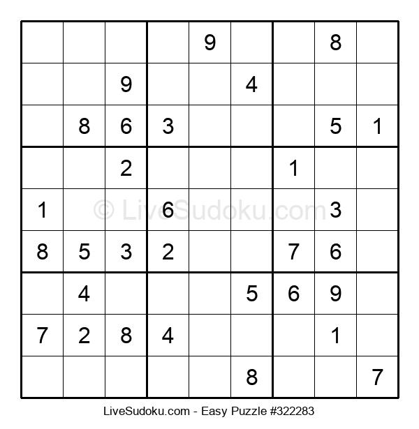 Beginners Puzzle #322283