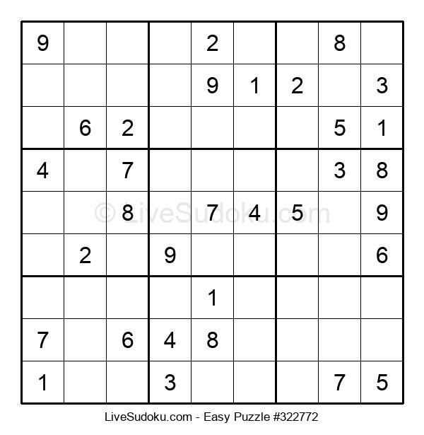 Beginners Puzzle #322772