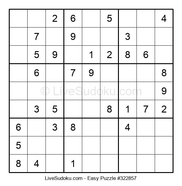 Beginners Puzzle #322857