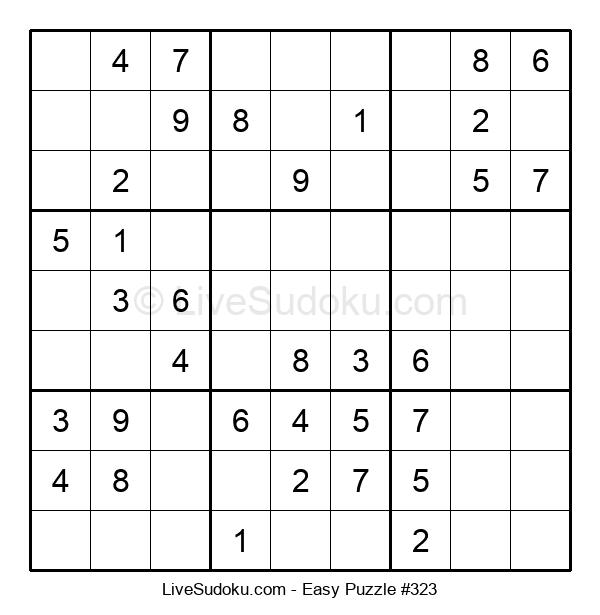 Beginners Puzzle #323