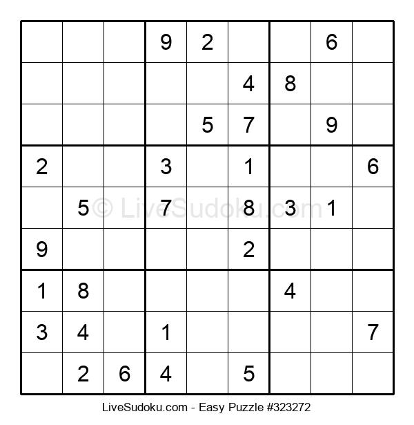 Beginners Puzzle #323272