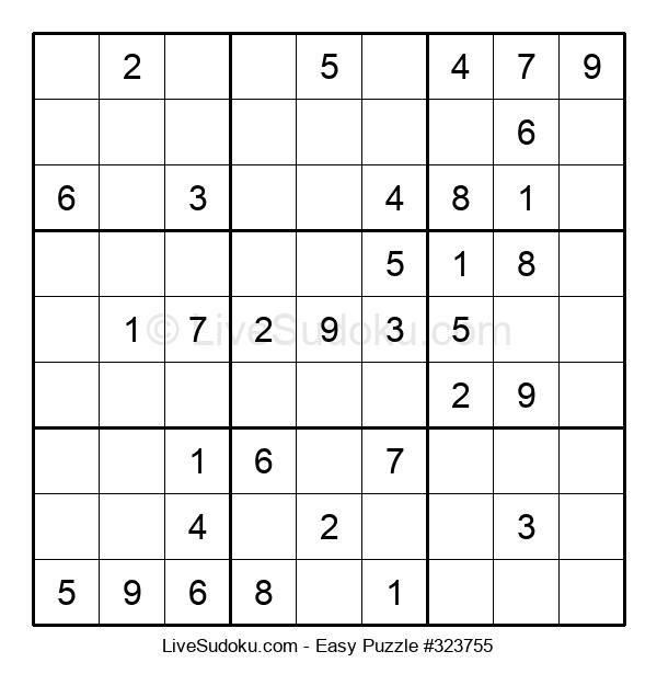 Beginners Puzzle #323755