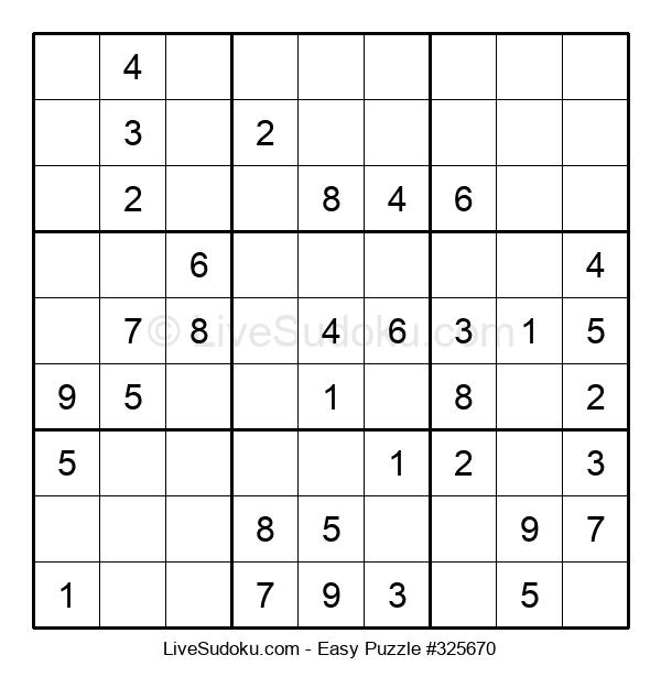 Beginners Puzzle #325670