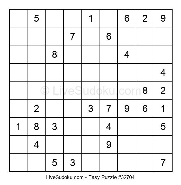 Beginners Puzzle #32704