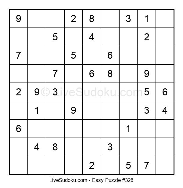 Beginners Puzzle #328