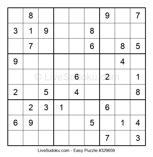 Beginners Puzzle #329659