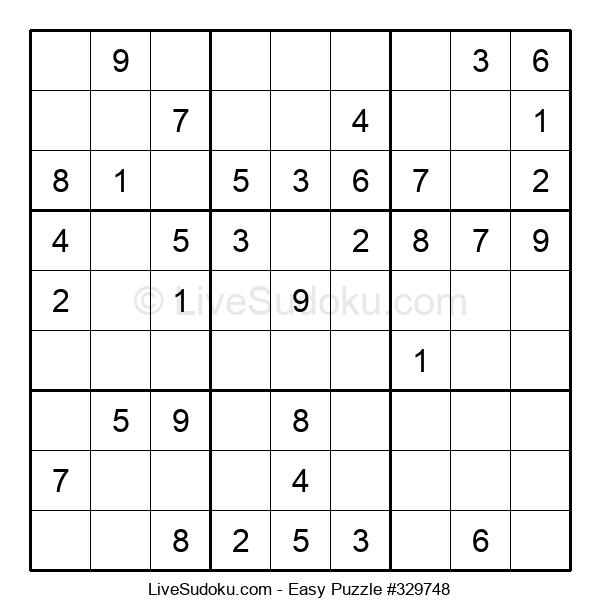 Beginners Puzzle #329748
