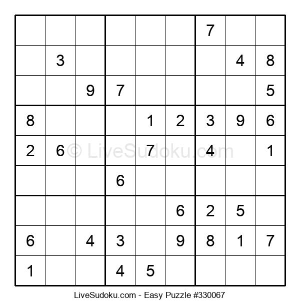 Beginners Puzzle #330067
