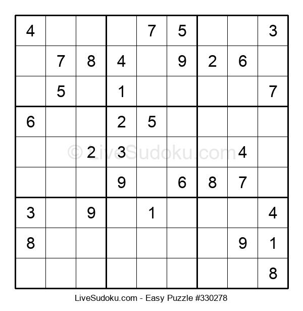 Beginners Puzzle #330278