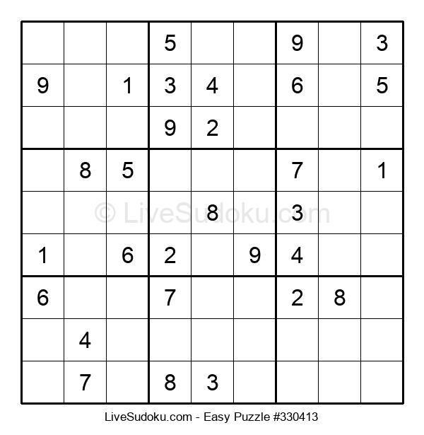 Beginners Puzzle #330413