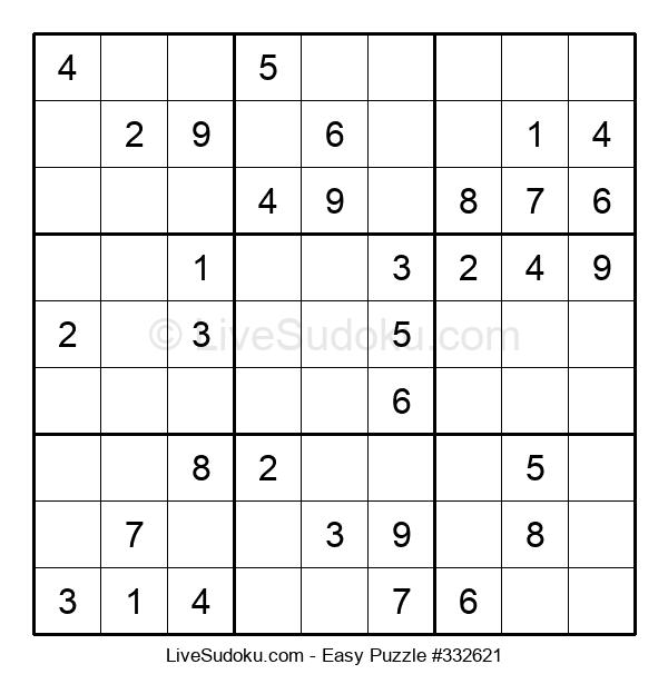 Beginners Puzzle #332621
