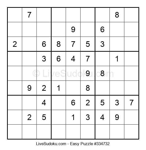 Beginners Puzzle #334732