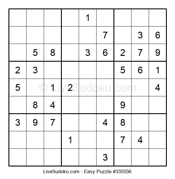 Beginners Puzzle #335556