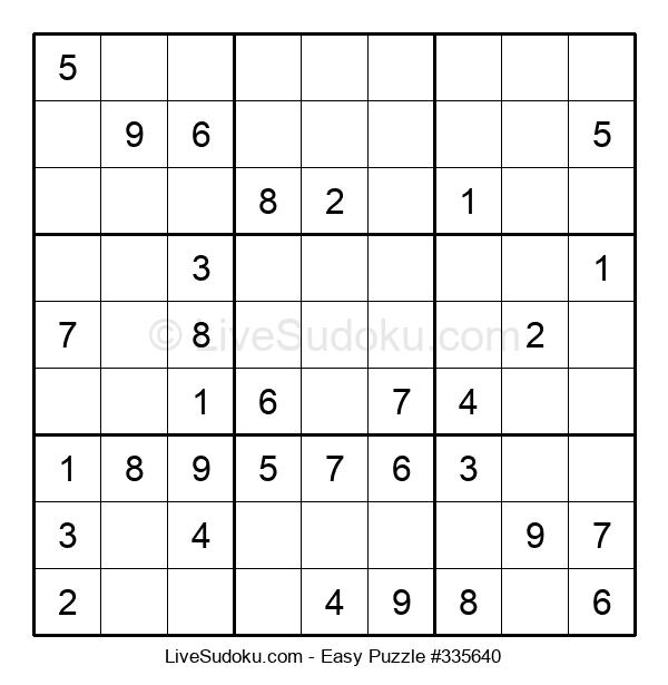 Beginners Puzzle #335640