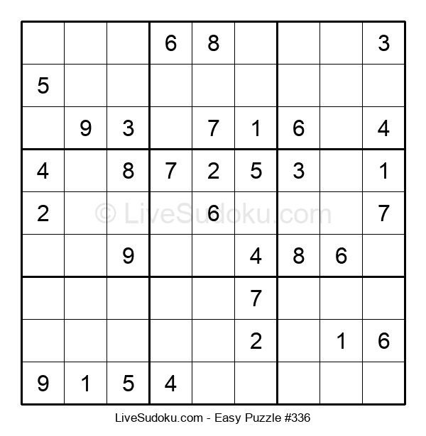 Beginners Puzzle #336