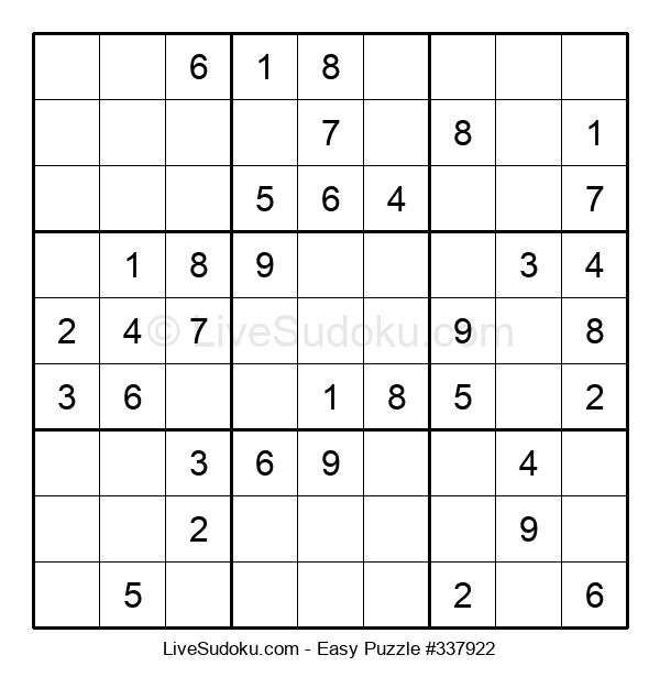 Beginners Puzzle #337922