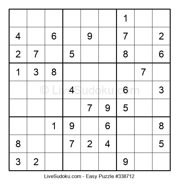 Beginners Puzzle #338712