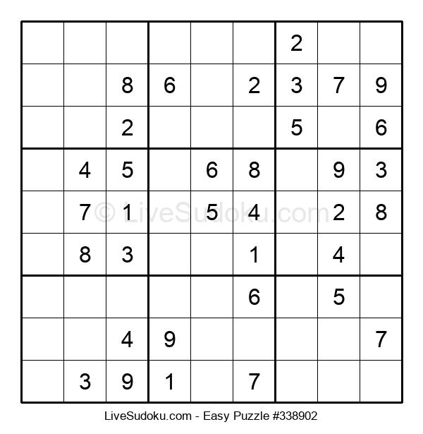 Beginners Puzzle #338902