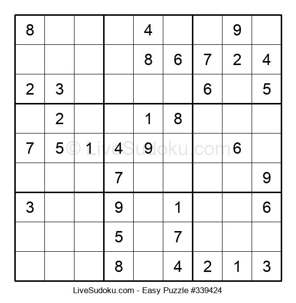 Beginners Puzzle #339424