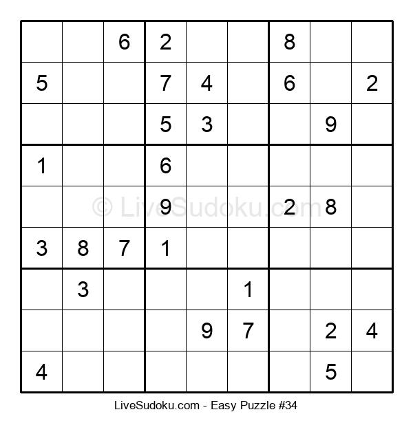 Beginners Puzzle #34