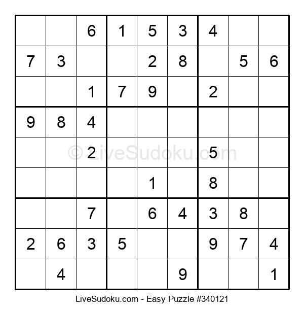 Beginners Puzzle #340121