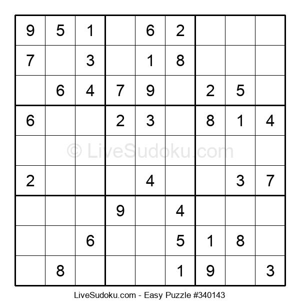 Beginners Puzzle #340143