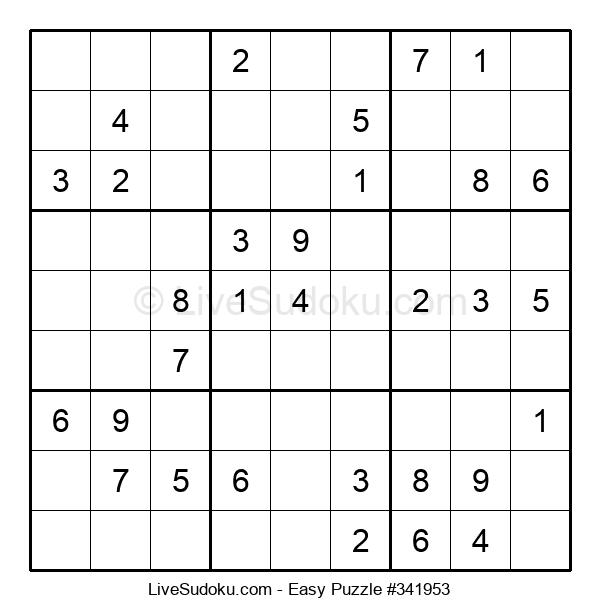 Beginners Puzzle #341953