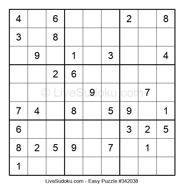 Beginners Puzzle #342038