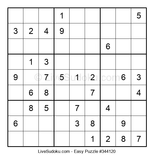 Beginners Puzzle #344120