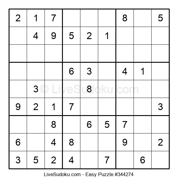 Beginners Puzzle #344274