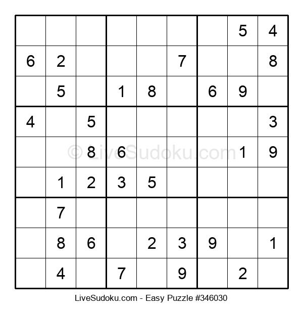 Beginners Puzzle #346030