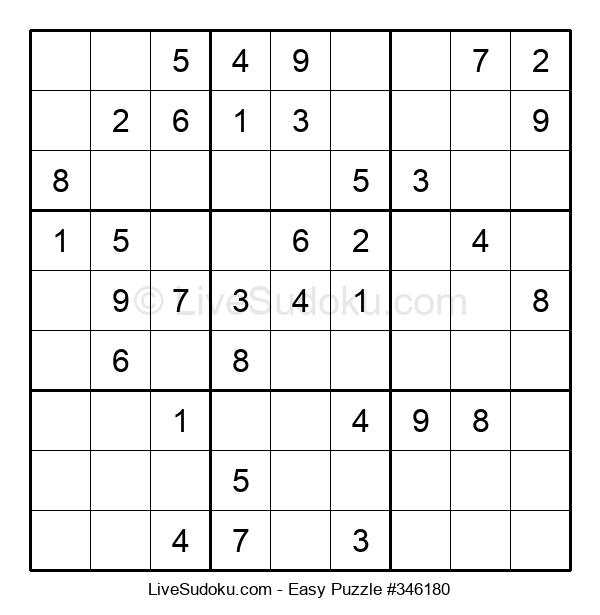 Beginners Puzzle #346180
