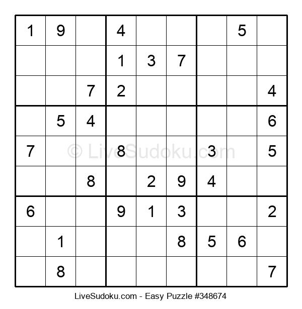 Beginners Puzzle #348674