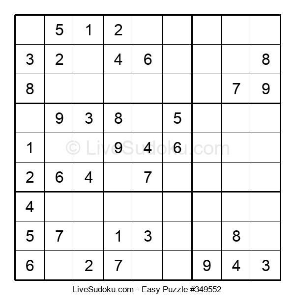 Beginners Puzzle #349552